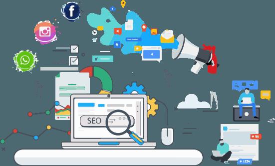 SEO and Social Media Marekkting